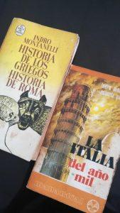 Historia de los Griegos e Historia de Roma